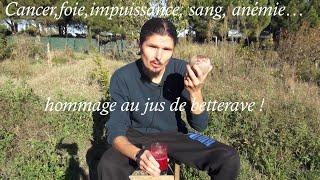 Cancer, foie, impuissance, sang, anémie... Hommage au jus de betterave - www.regenere.org