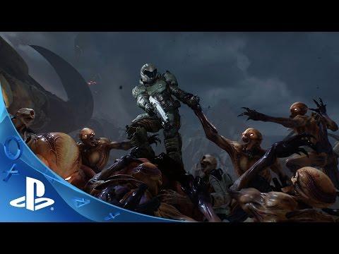 DOOM - Launch Trailer   PS4