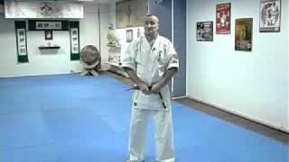 Уроки киокушинкай Каратэ - Урок 1