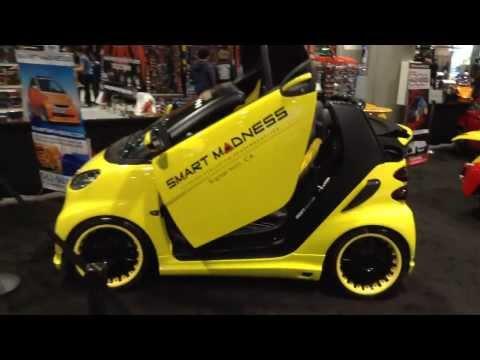 Hot Rod Smart Cars and Fiats