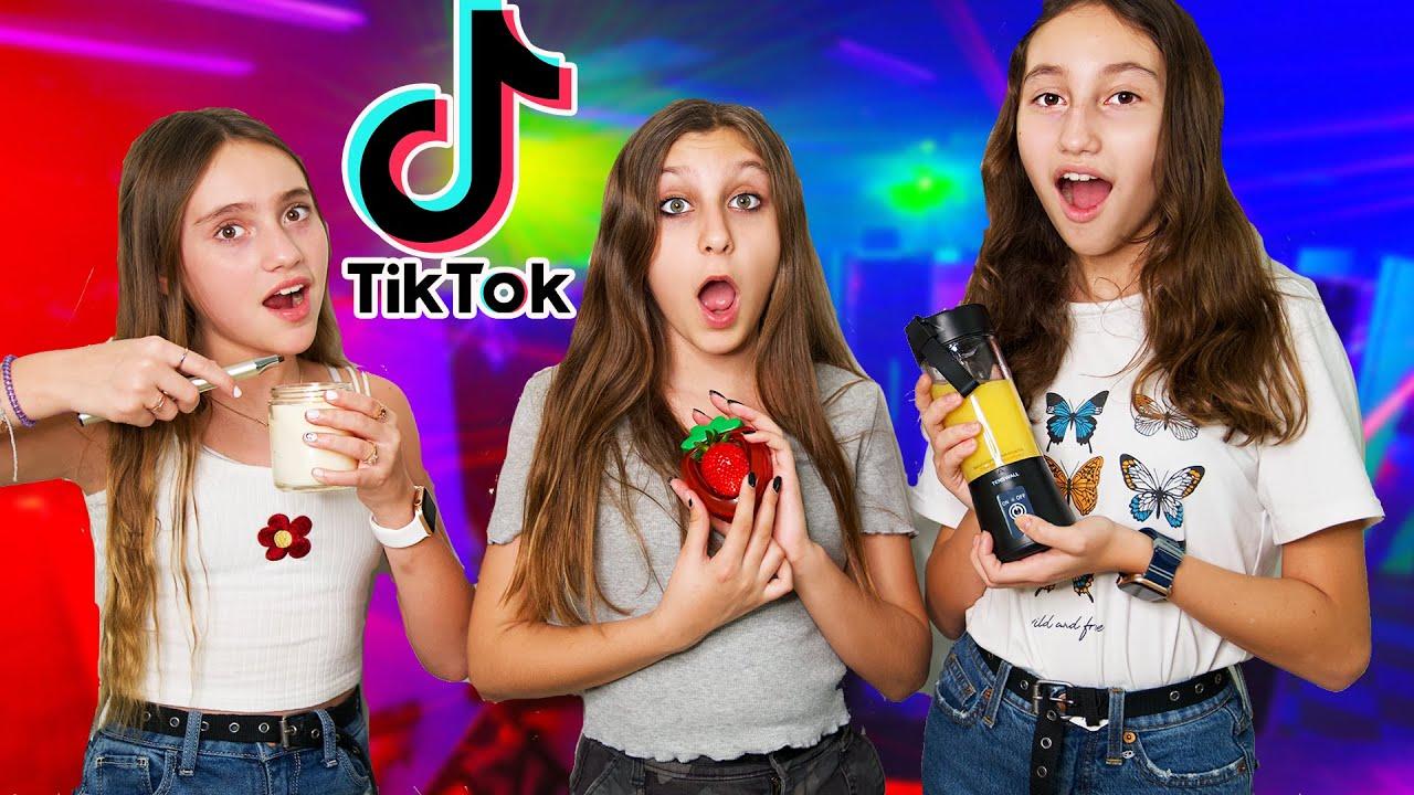 Probando productos TONTOS de TikTok que sí funcionan! Mimi Land