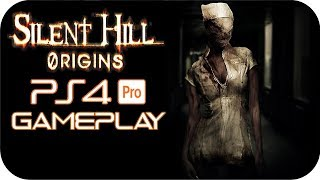 Silent Hill: Origins PS4 Pro Gameplay No Commentary [PS2 Emulation]
