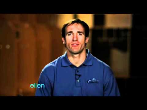 NFL star Drew Brees defends appearing in antigay group's PSA