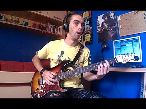 Blink-182- Happy Holidays You Bastard [Guitar Cover]