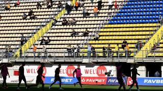 В УАФ подтвердили что международные матчи в Украине пройдут со зрителями