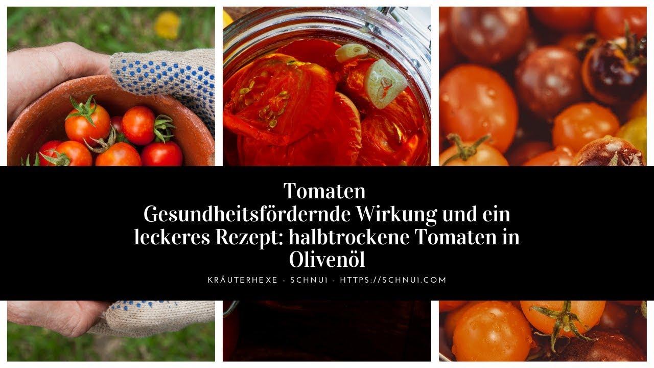 Tomaten Wirkung