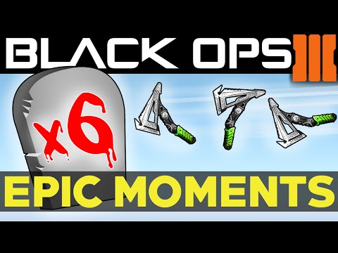 BLACK OPS 3: Epic Moments EP.5 (Black Ops 3 Funny Moments + Fails Call of Duty BO3 III Montage)