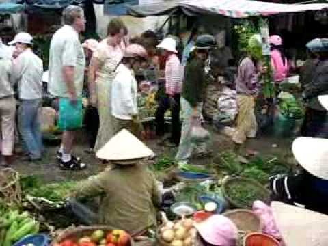 Green Apple Food Activities Hoi An Vietnam Market Tour Traditional Private!