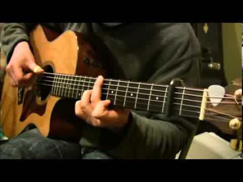 Lord I Offer My Life - Fingerstyle Guitar