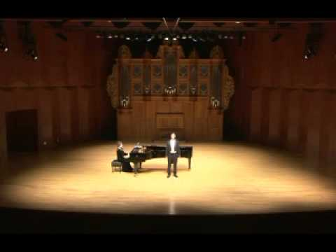 Prelude-Cycle of life-Landon Ronald-테너 박석호-Tenor Patrick Park