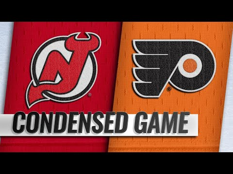 11/15/18 Condensed Game: Devils @ Flyers