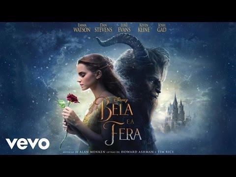 """Alguma Coisa Acontece De """"A Bela e A Fera Beauty and the Beast"""" Only"""