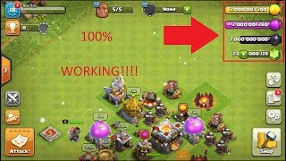 HOW TO GET UNLIMITED GEMS AND RESOURCES IN CLASH OF CLANS!! [100% WORKING]!!