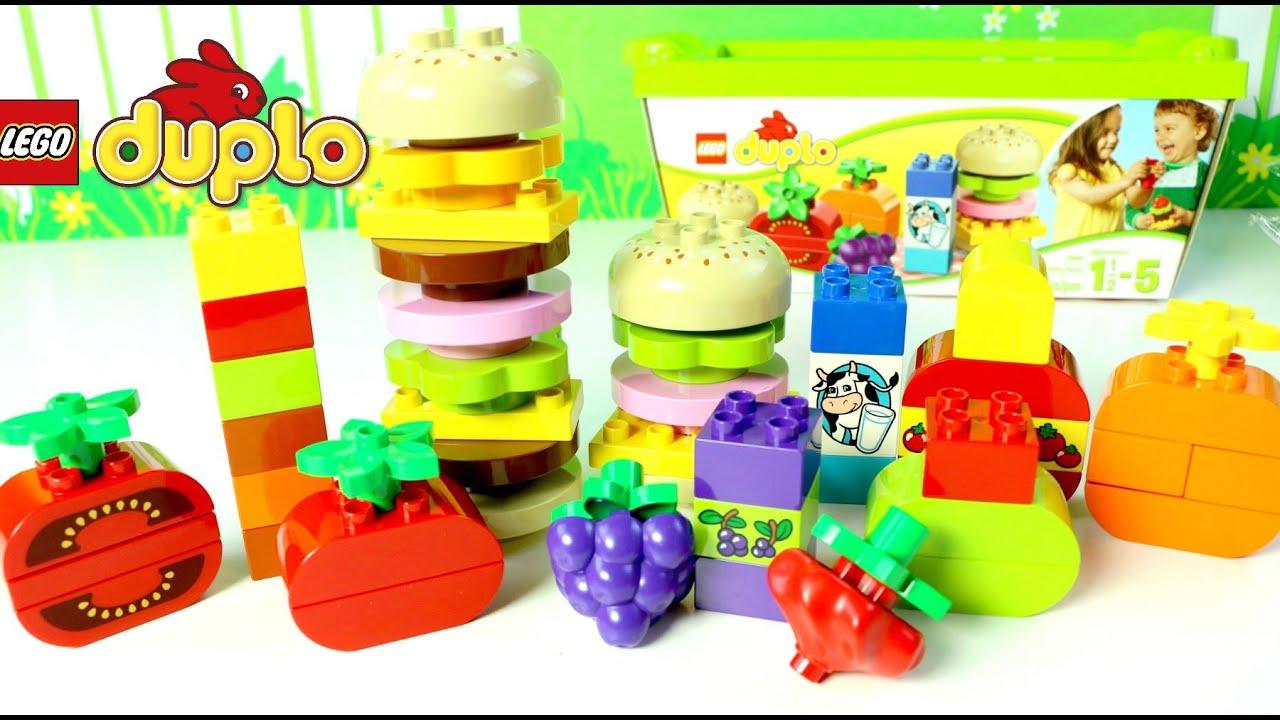 Lego Duplo Bloques de Construcción|Juguetes Para Niños|Mundo de ...
