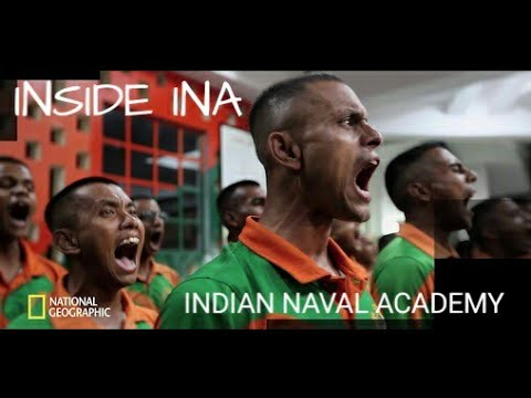 Inside INA (INDIAN NAVAL ACADEMY) Ezhimala , Kerala NATIONAL GEOGRAPHIC Full Video Documentary