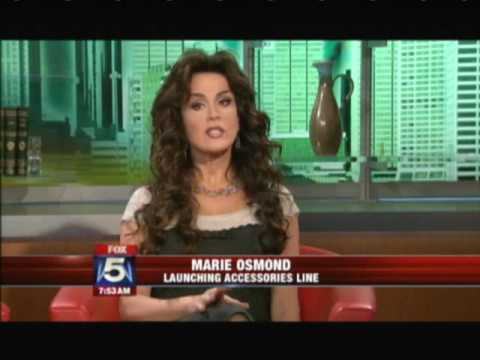 Marie Osmond Handbags Shows Off New Spring 2010