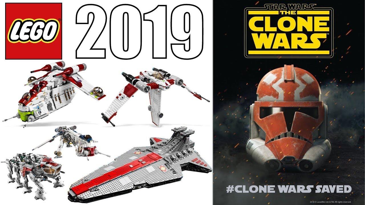 star wars lego 2019