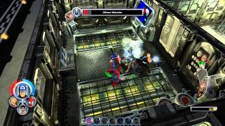 Marvel Ultimate Alliance PC Gameplay HD
