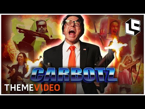 "CAR BOTZ! - Retro ""Transformers"" Parody (Feat. Tommy Wiseau)"