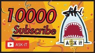 Ask-it | 10000 Subscribe พาพี่ริชไปเที่ยว (ริชไหนวะ?)