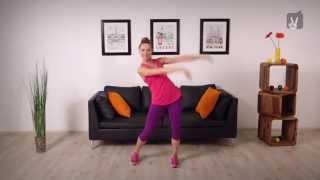 Usher Moonwalk Dance: Das Starduo Workout für zu Hause!