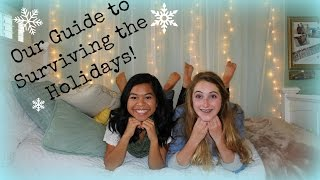 Our Guide to Surving the Holidays Thumbnail