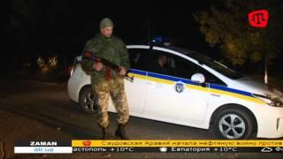 Задержание пьяного начальника таможенного поста Каховка Херсонской таможни