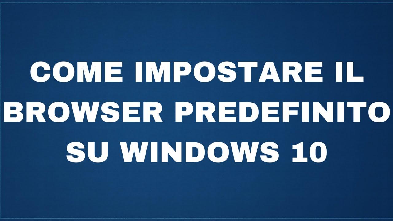 Adobe Reader come lettore predefinito - Windows per tutti