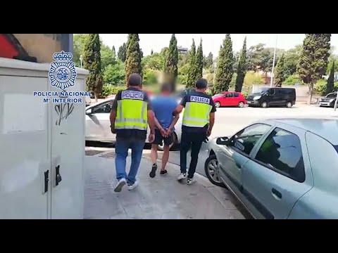 La Policia Nacional incauta 631 kilos de metanfetamina