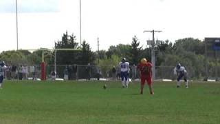 Markham District vs. Brother Andre 09 Highlight Hit #55