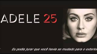 Adele  -  When We Were Young  (TRADUÇÃO)