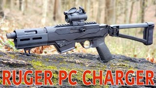 RUGER PC CHARGER 9MM PISTOL REVIEW