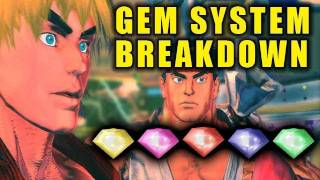 SFxT Gem System Breakdown by Maximilian