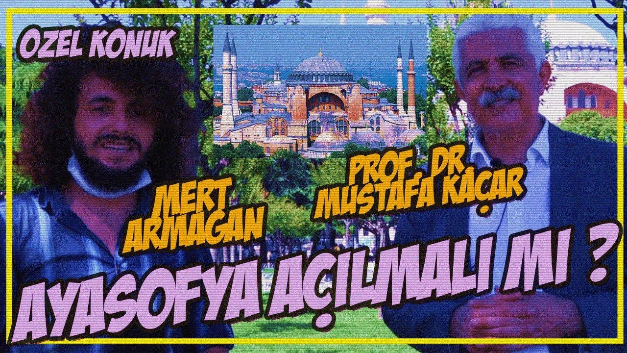 AYASOFYA NEDEN AÇILMALI ? PROF. DR. MUSTAFA Kaçar  Fatih Sultan Mehmet Üniverstesi Bilim Tarihi Baş.