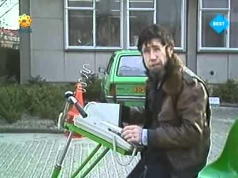 mobiel bellen op de fiets