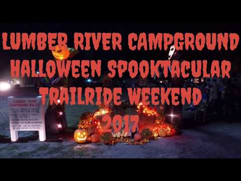 Lumber River Campground Evergreen N.C. 2017