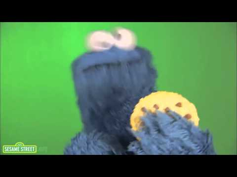 1 hour of cookie monster
