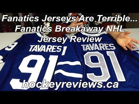 nfl custom jersey reviews