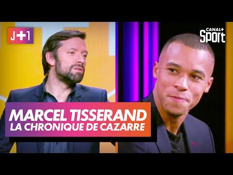 Julien Cazarre avec Marcel Tisserand
