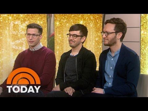 Andy Samberg, Lonely Island On Their New 'Popstar' Movie | TODAY