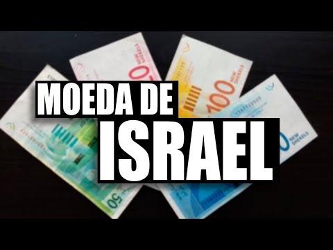 CONHEÇA A MOEDA ISRAELENSE - [Rafael Guanabara]