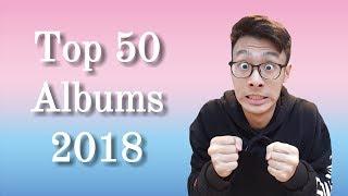 [List Week 排行週] 2018 50大專輯 | Top 50 Albums 2018