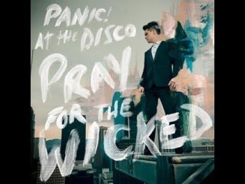 Panic! At The Disco Say Amen Saturday Night Lyrics