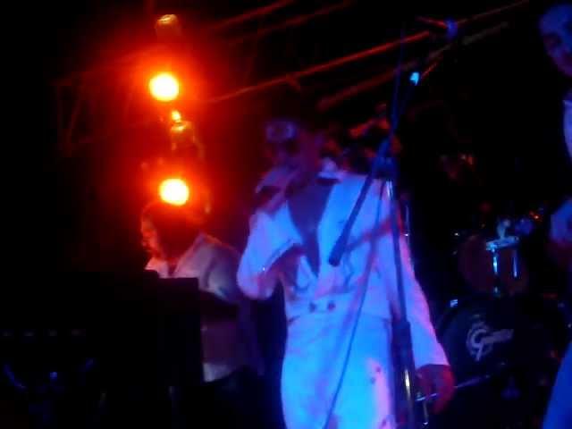 Elvis' Back live - Nuragus