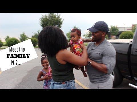 MEET THE FAMILY Vlog Part 2