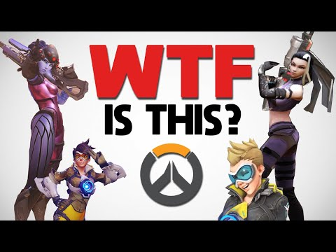 This Hilarious Overwatch Clone Is SO ILLEGAL thumbnail