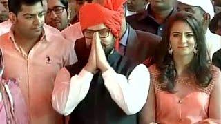 Aamir Khan Attends Geeta Phogat's Wedding | New Bollywood Movies News 2016
