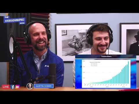 Why You Should Invest in MySwimPro! Martin Dober (Invest Detroit Ventures)