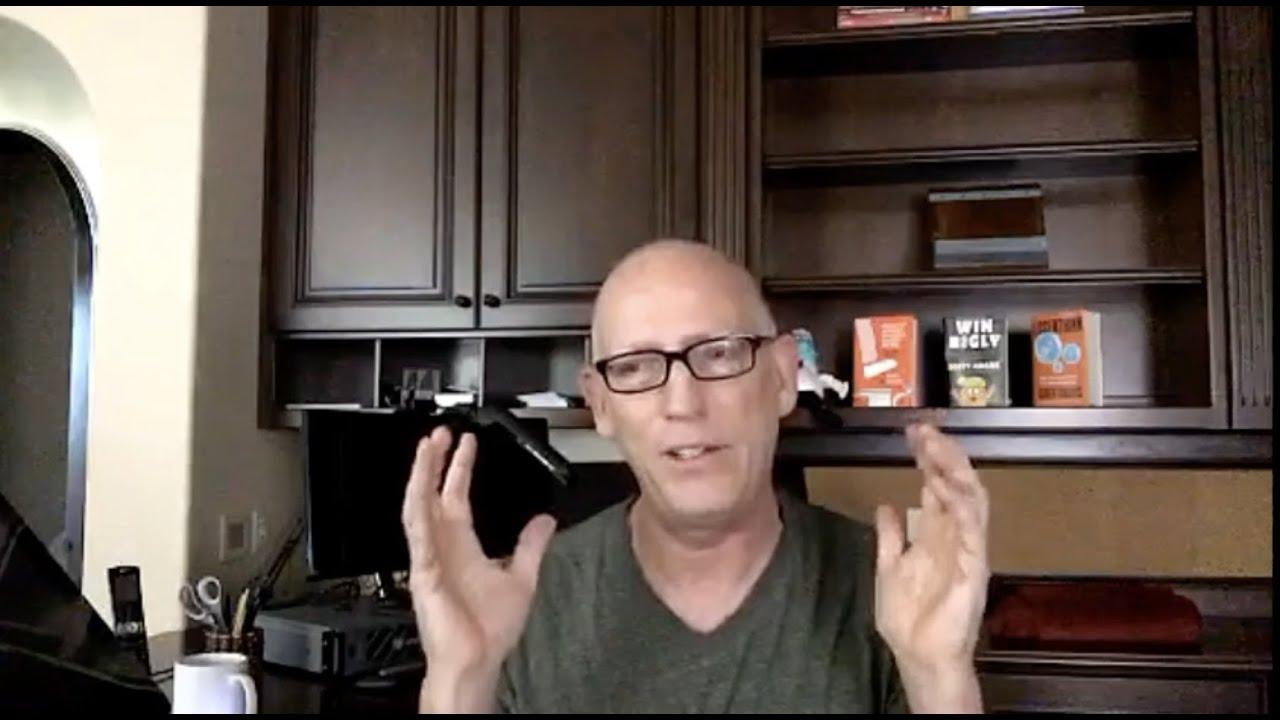 Episode 1045 Scott Adams: Republicans Being Hunted, Trump Masks, CHOP Stop, Racist Statue Chess