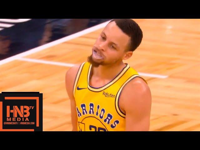 Golden State Warriors vs Orlando Magic 1st Half Highlights | Feb 28, 2018-19 NBA Season